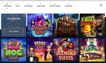 exclusive casino games free