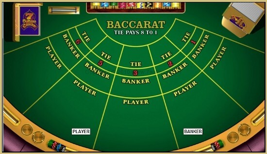 live baccarat online free play
