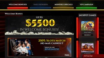 bovegas bonus codes
