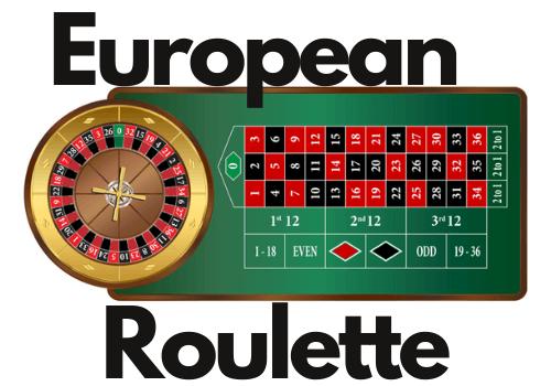 European roulette casinos