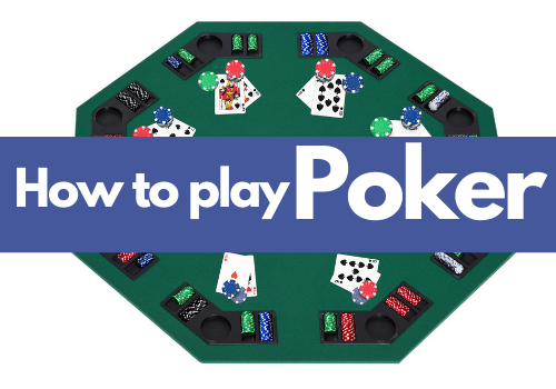 how to play poker at home