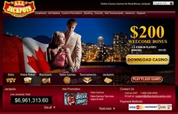500x320 All Jackpots Casino App