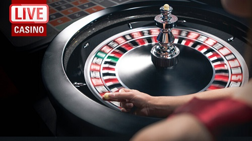 500x281 Live Roulette Game