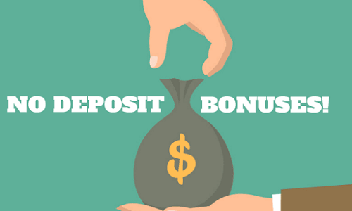 500x300 No Deposit Bonus Online Casino