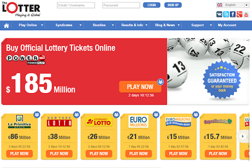 500x334 Online Lottery Canada