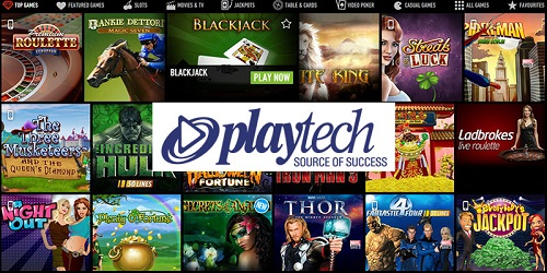 500x250 Playtech Casinos No Deposit Bonus