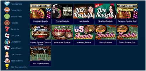 500x245 Microgaming Premier Roulette