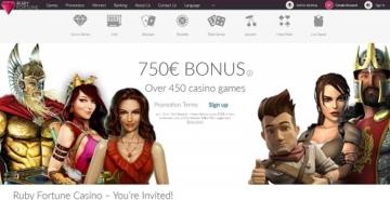 500x257 Ruby Fortune Bonus