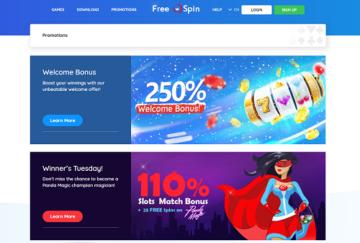 500x337 Free Spin Casino No Deposit Bonus