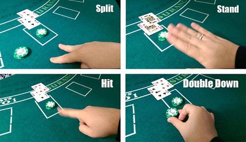 Doubling Down in Blackjack