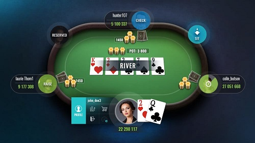 Live Holdem Poker Casinos