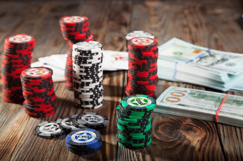 Make Money Playing Poker Online