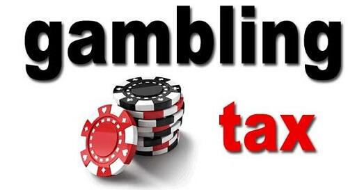 taxation on gambling