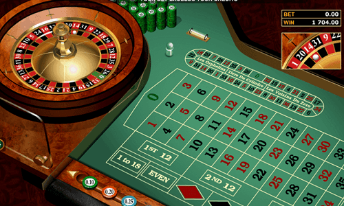 Free Roulette Online Games