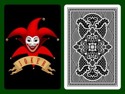 Poker Card in Pai Gow Poker