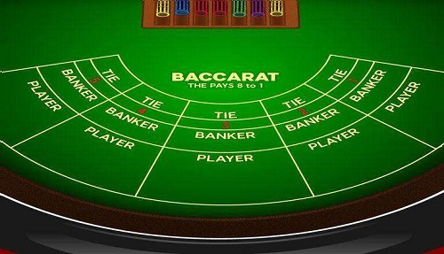 Count Cards in Baccarat