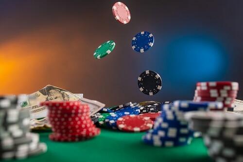 is gambling really random