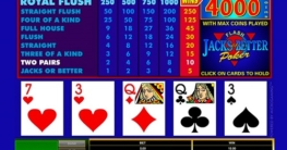 reasons to avoid video poker