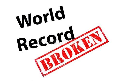 World Records Broken at Casinos