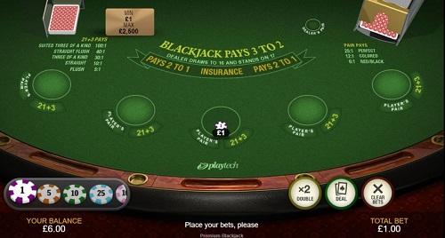 Best Blackjack seat