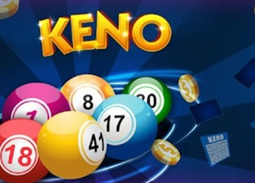most frequent keno numbers