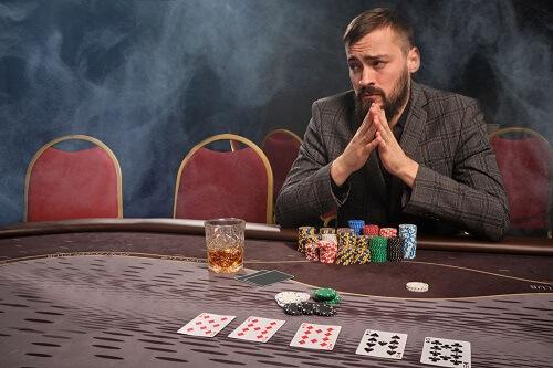 professional gambler budget