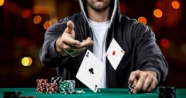 type of poker pros play