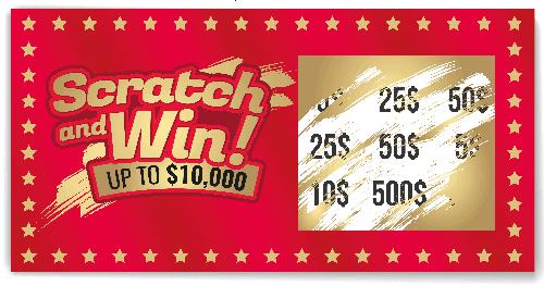 winning money on scratch cards